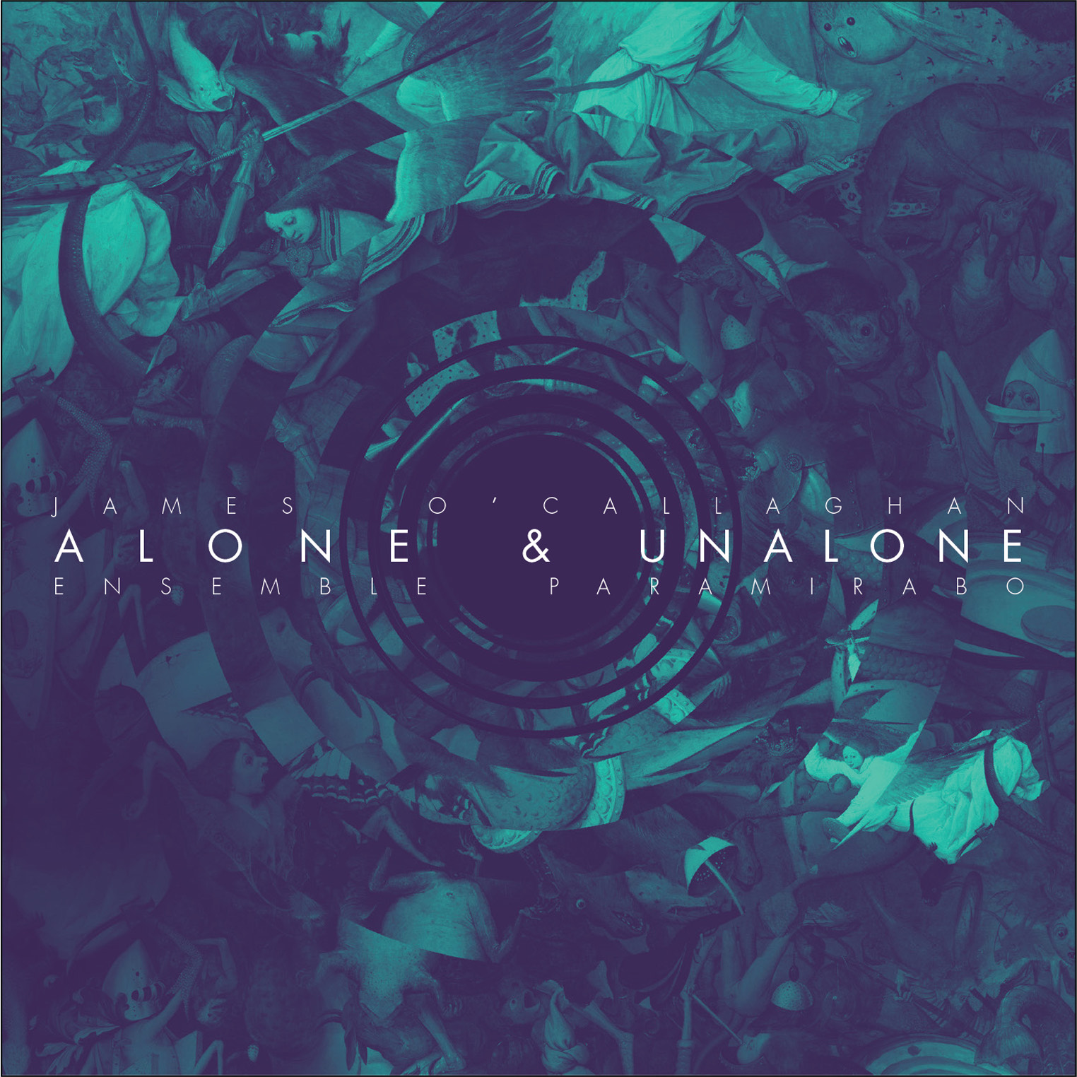 Cover for Alone & Unalone