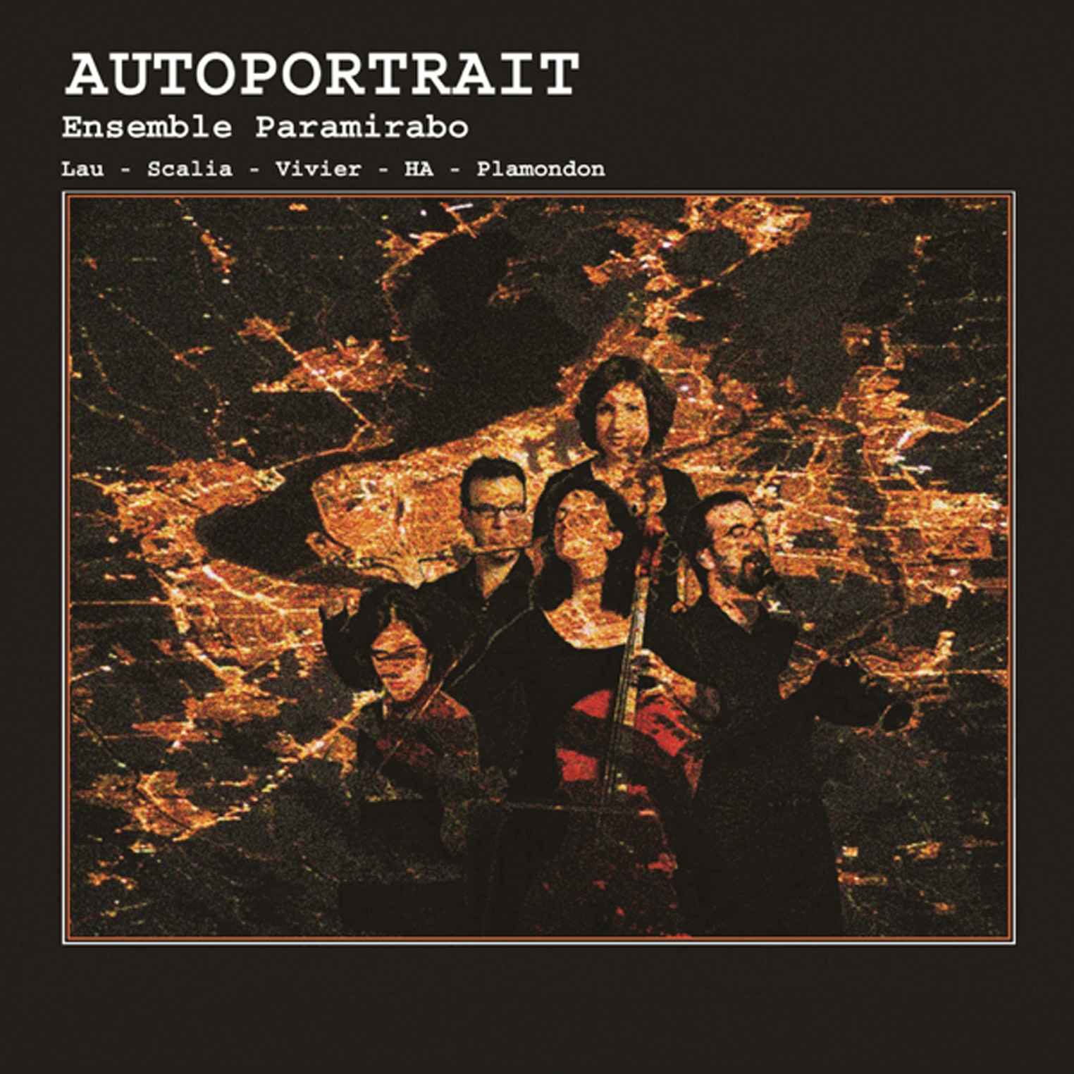 Cover for Autoportrait